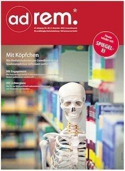 Dresdner Vorklinik Repetitorium – Cover – Studentenzeitung ad-rem